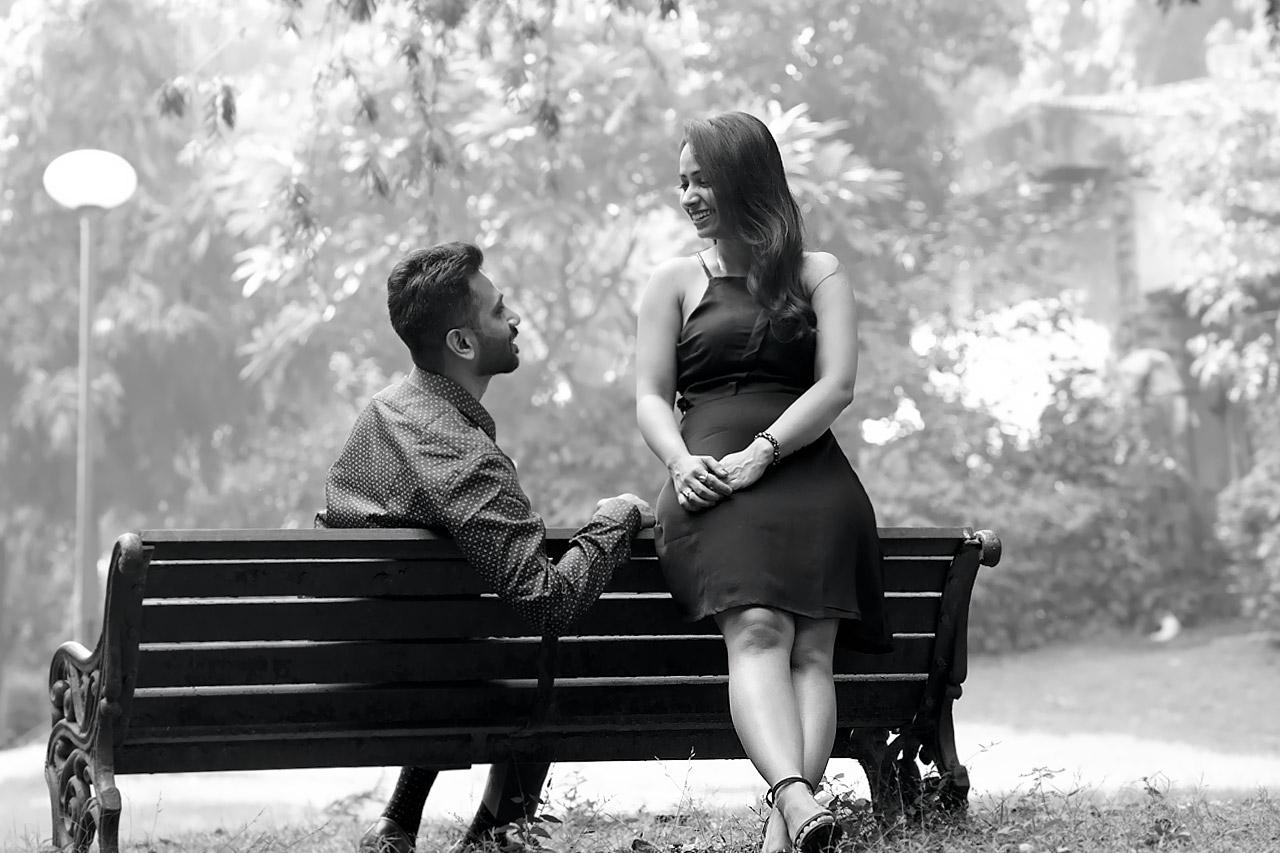 Pre-Wedding Photographer in Delhi