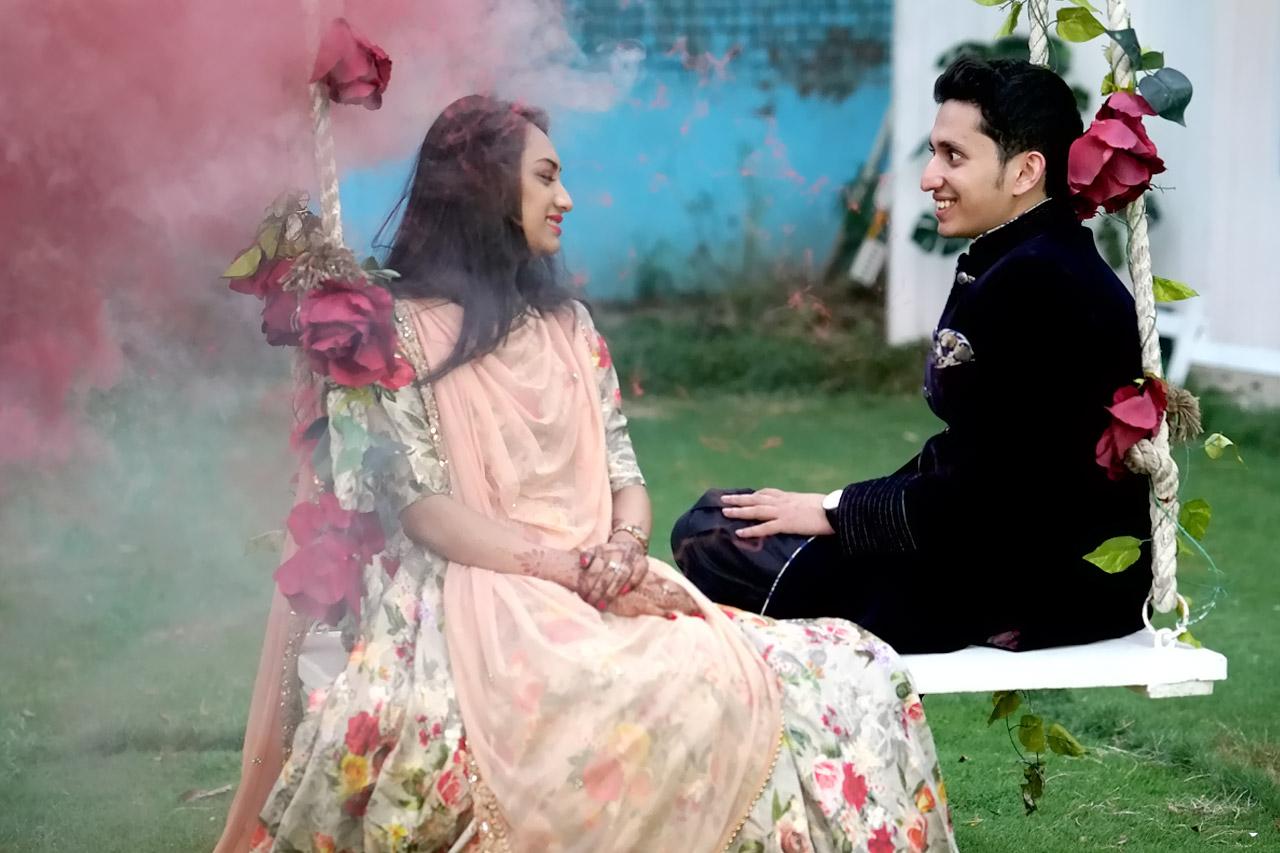 Pre-Wedding Photographer in Gurgaon